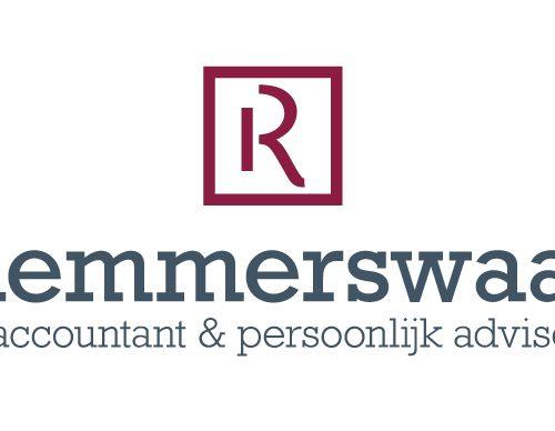Logo Remmerswaal met onderschrift